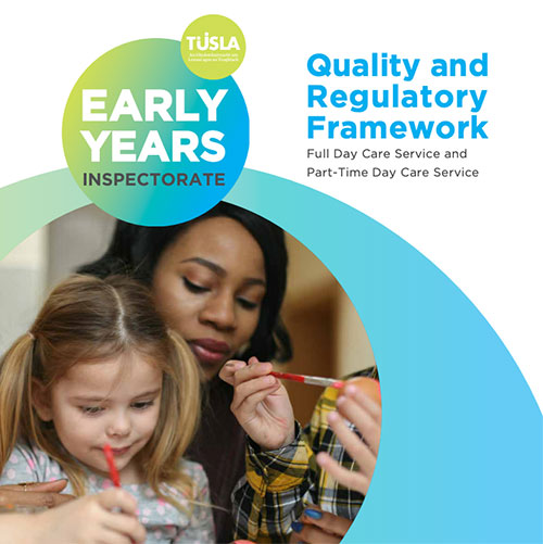 Tusla Quality Regulatory Framework eLearning